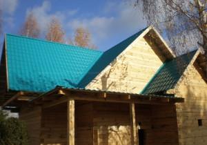 Шатура. Дом из бруса 150 на 150 мм.